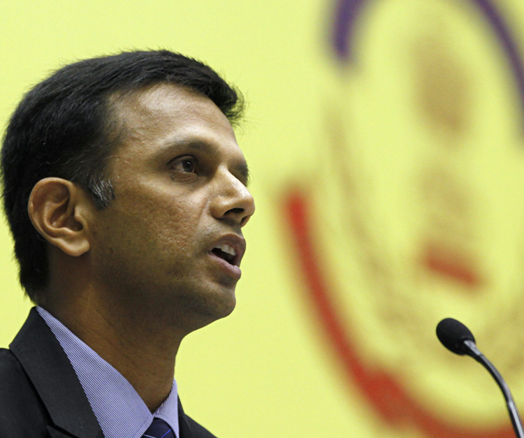 Money is no criteria of a player's potential Rahul Dravid