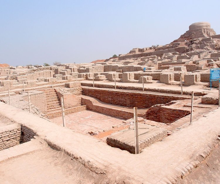 Indus Valley Ended An 8000-Year-Old Civilization