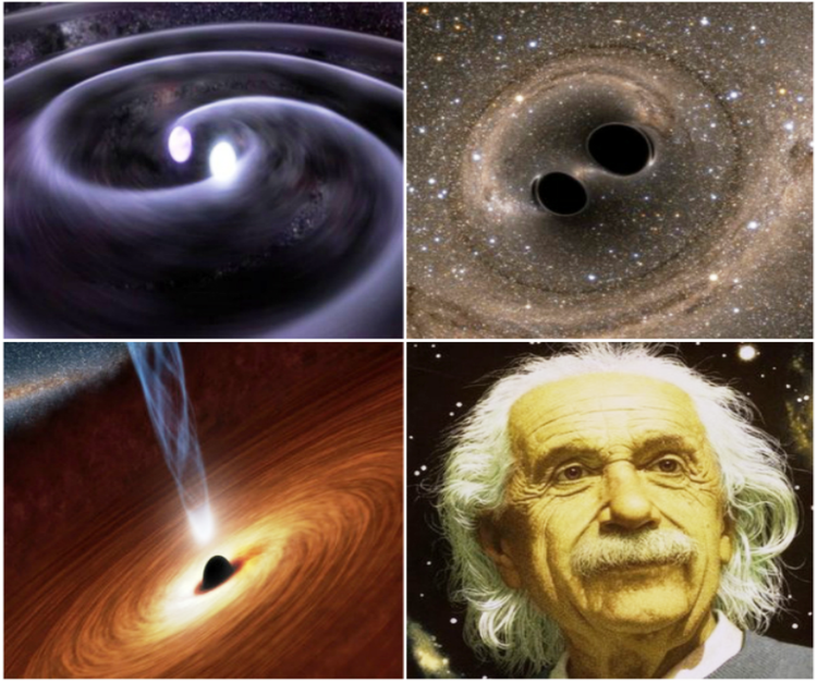 Scientists Discovered Gravitational Waves For The 2nd Time