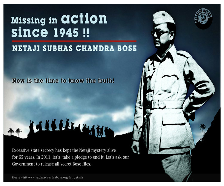 Was Subhash Chandra Bose Living In North Bengal In 1963