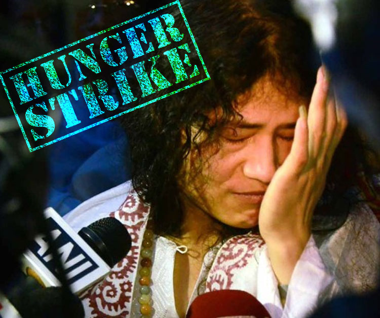 16-Year-Long Hunger Strike
