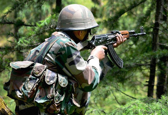Indian Special Forces Crosses LOC and killed 20 Terroriest