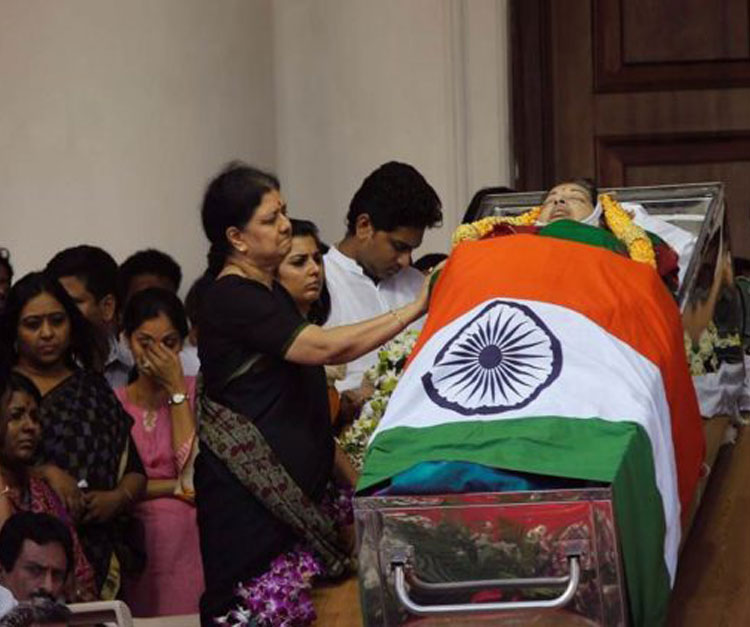 Jayalalithaa remembered as dynamic, popular leader