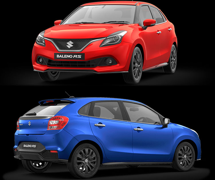Maruti's Baleno Rs To Launch This Week, Estimated At 8.2 Lakh