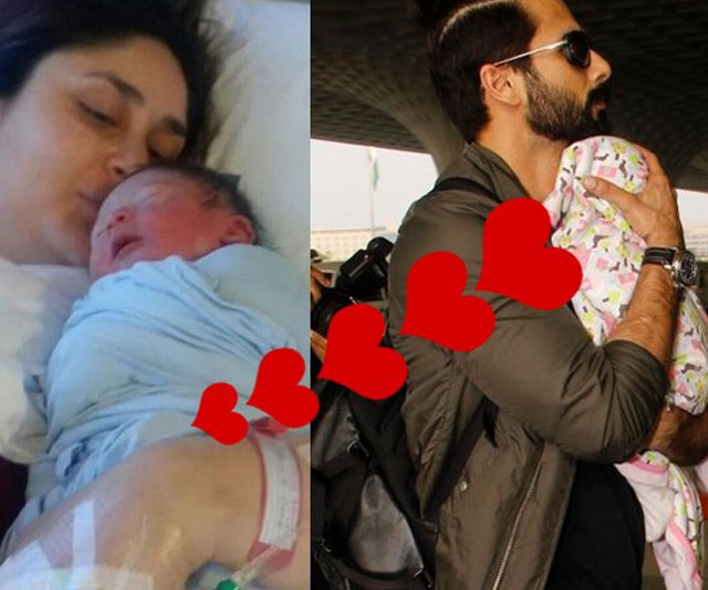 Bollywood Is Going Gaga Over These Star Kids; After Taimur, It's Misha's Turn