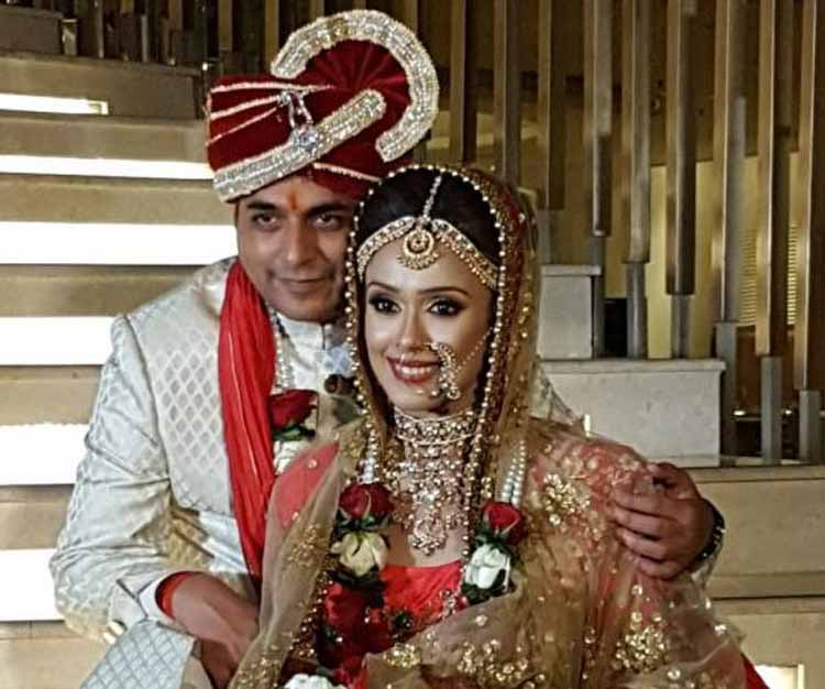 Hrishitaa Bhatt ties the knot with UN diplomat in a low key affair