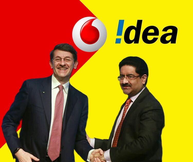 Idea's Chairman Agrees Merger With Vodafone To Form A Single Entity