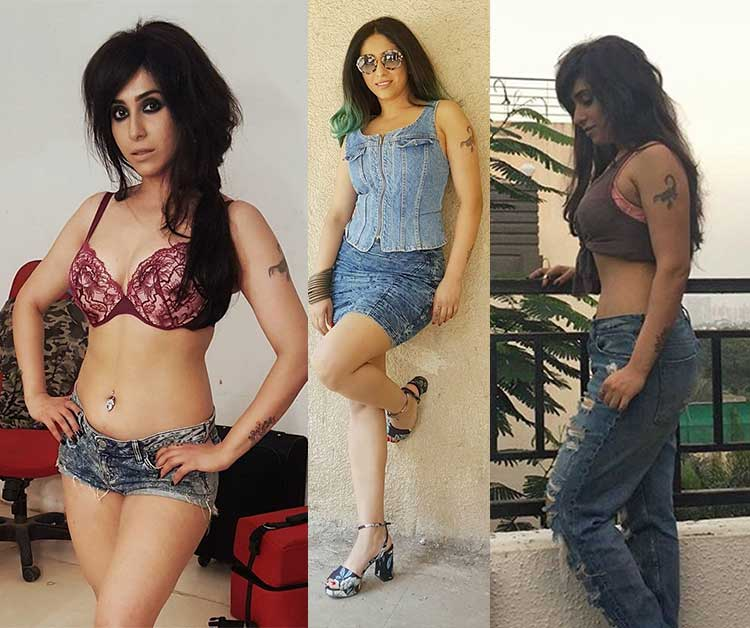 'Jag Ghoomeya' Singer Neha Bhasin Flaunts Tattoos On Instagram
