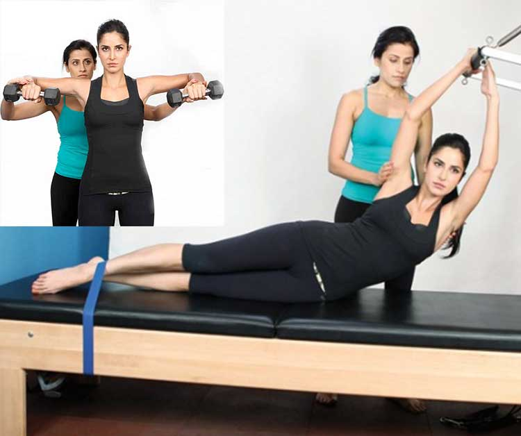 Katrina Kaif Takes On The Planche