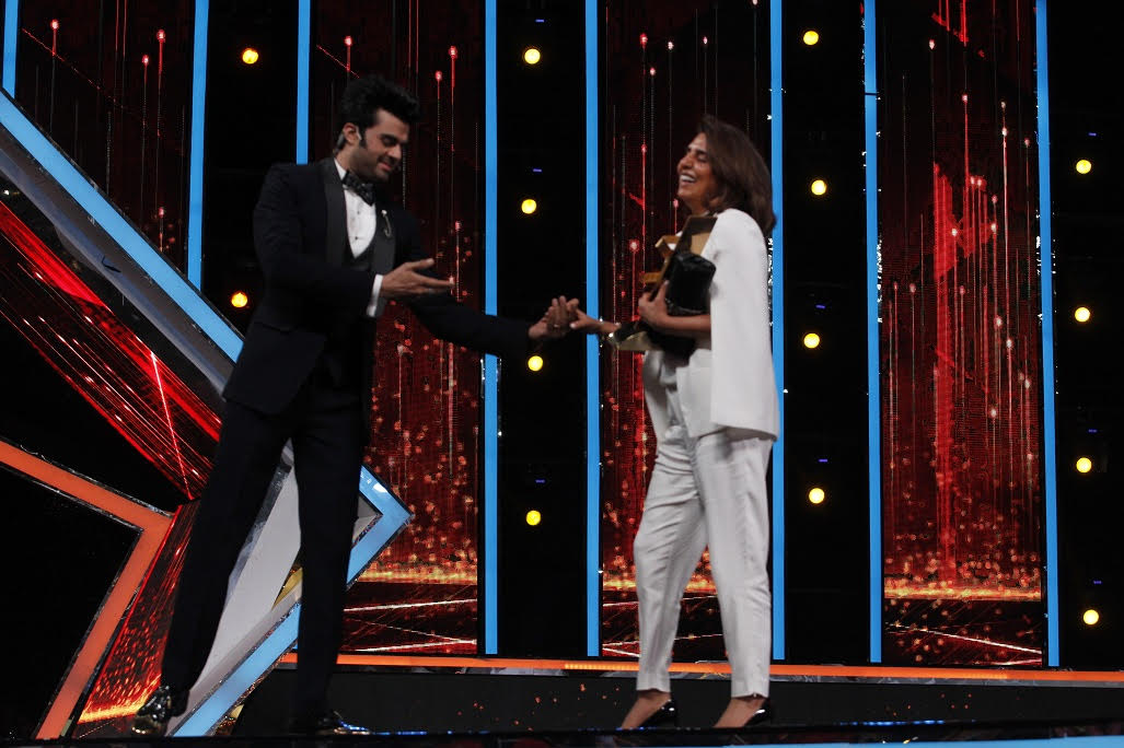 Maniesh Paul Upsets Neetu Singh At An Award Ceremony