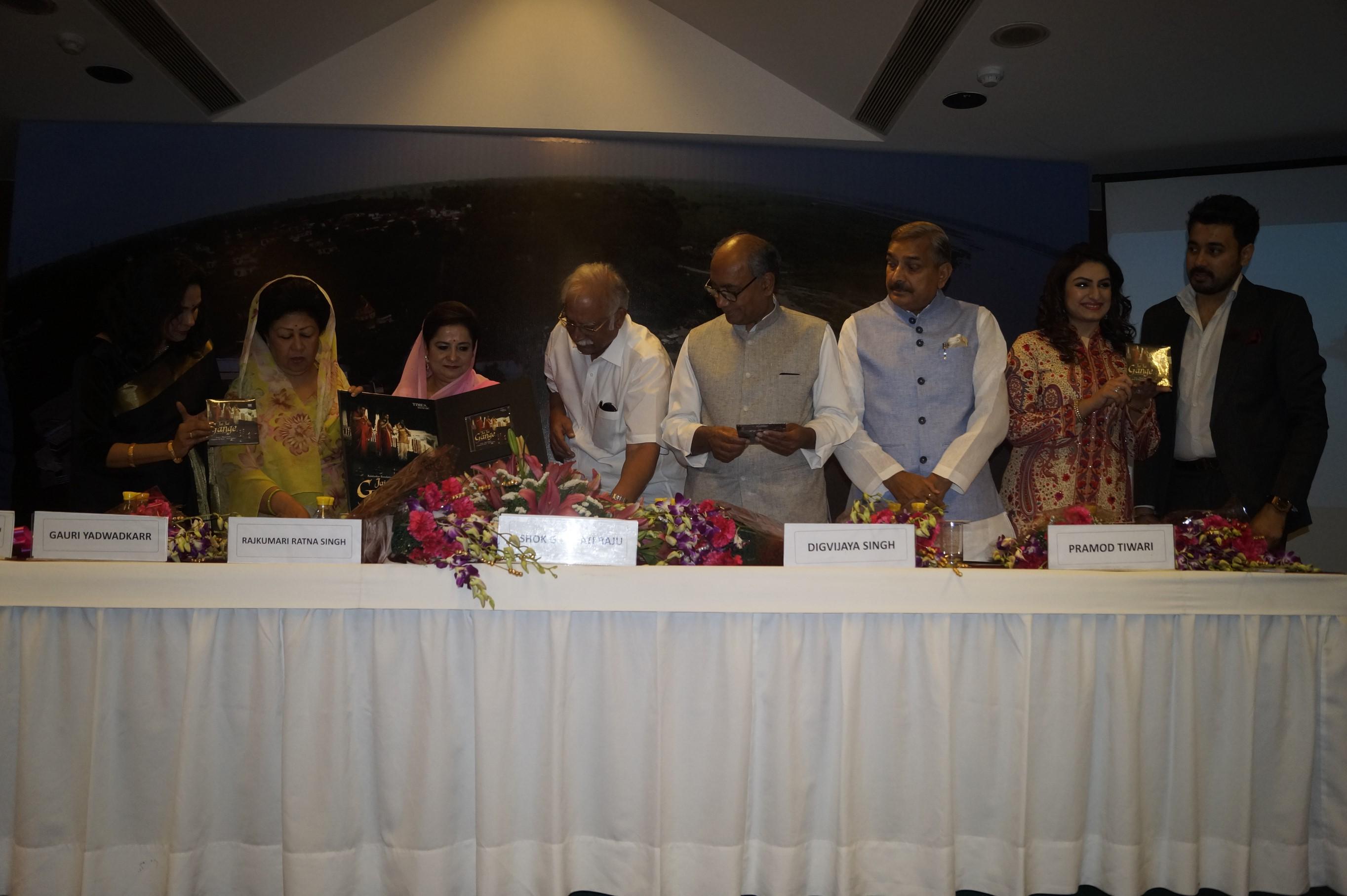 Release of Song 'Jai Jai Gange' (5)