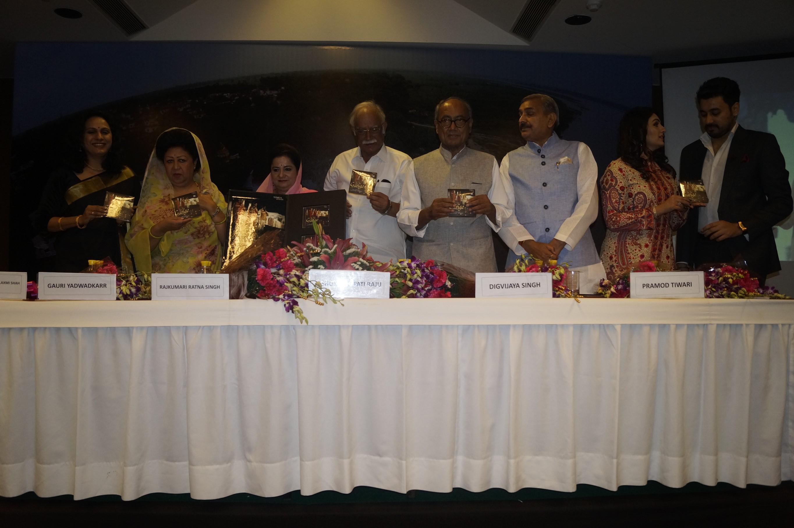 Release of Song 'Jai Jai Gange' (6)