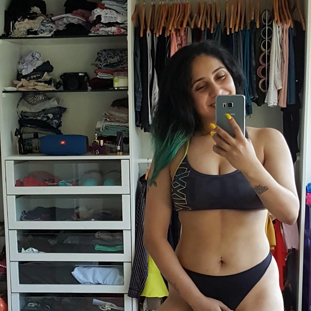 Singer Neha Bhasin Flaunts Tattoos On Instagram