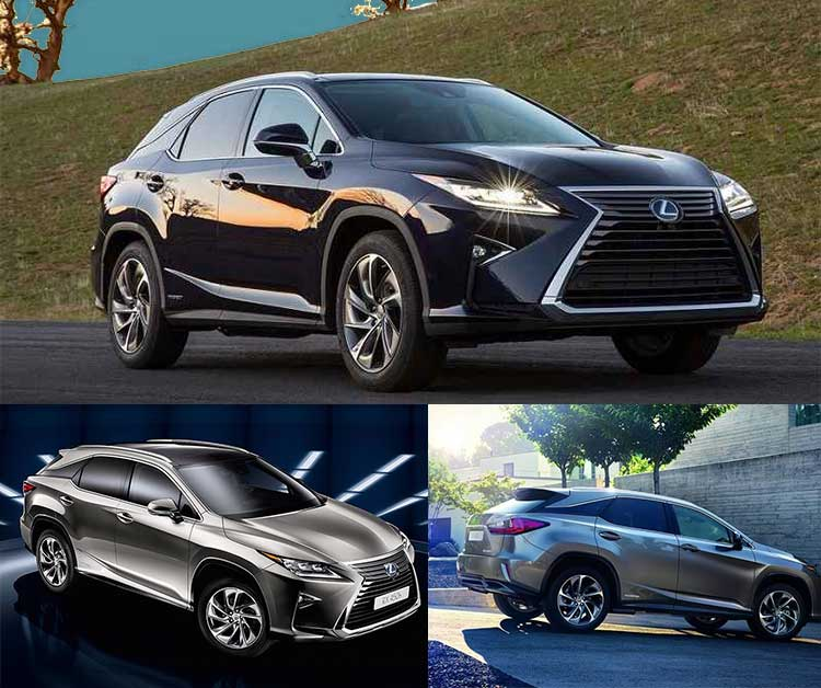 Toyota's Luxury Car Division Lexus Launches Three Models In India
