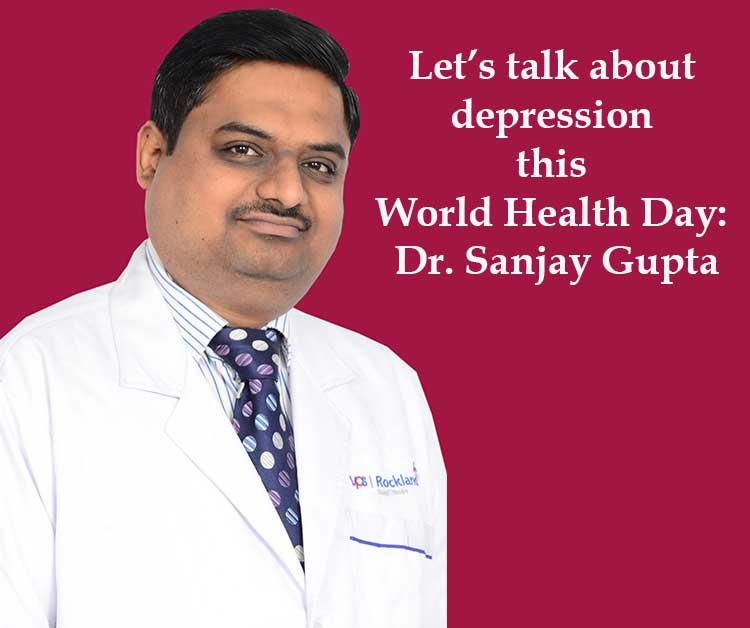 Dr. Sanjay Gupta, VPS Rockland Hospital