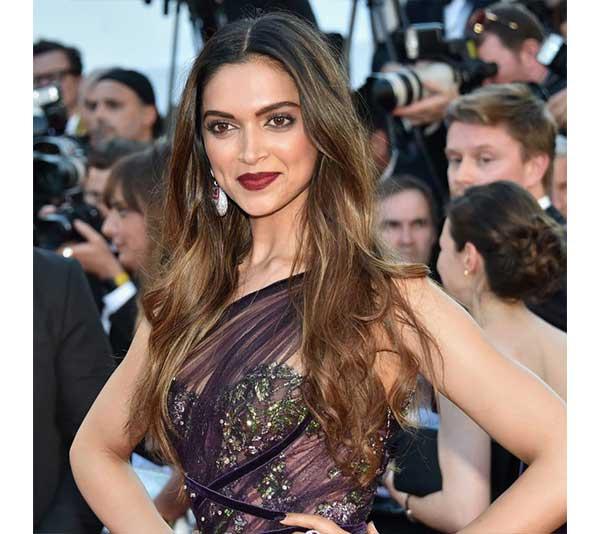 Deepika Padukone at Cannes 2017