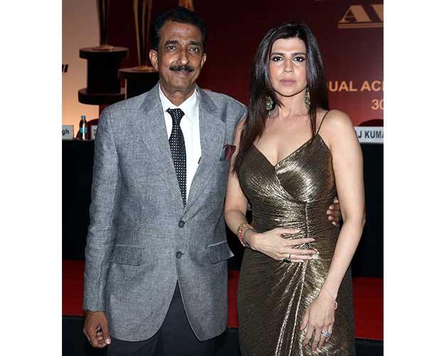 Abhishek Bachchan & Paulomi Sanghavi