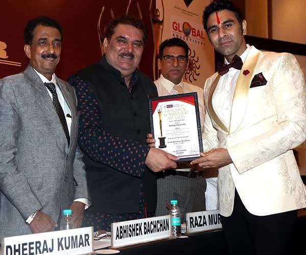 Abhishek Bachchan,Raza Muraad,Mukesh Rishi & Sandeep Soparkar