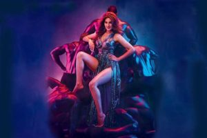 Nidhhi Agerwal's First Look For Munna Michael Unveiled