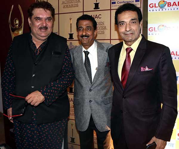 Raza Muraad,Abhishek Bachchan & Dheeraj Kumar