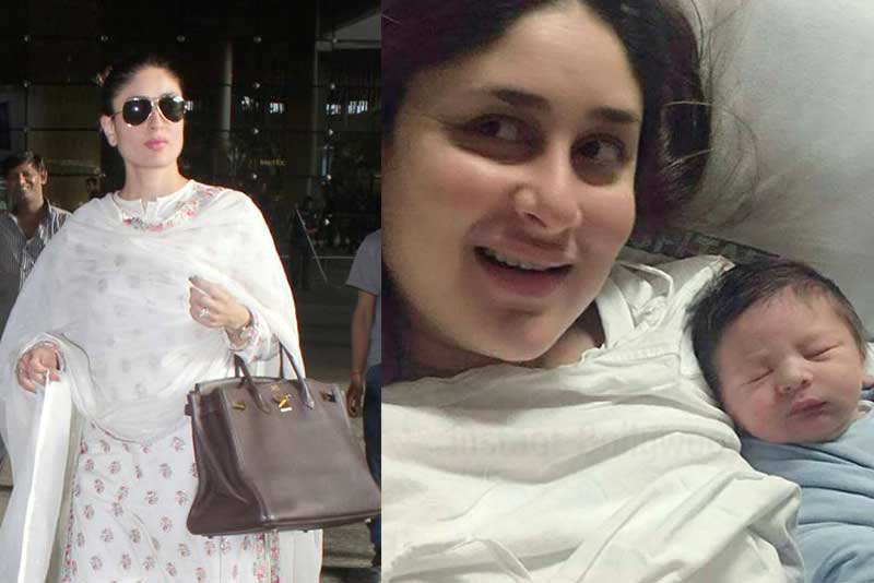 Revisiting 5 Moments When Kareena And Taimur Stole Our Hearts