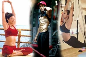 Top 5 Celebrities To Follow If You Are Looking For Some Fitness Motivation