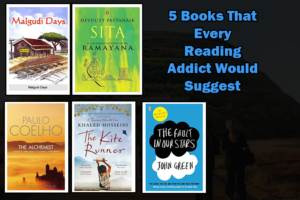 5 Books That Every Reading Addict Would Suggest