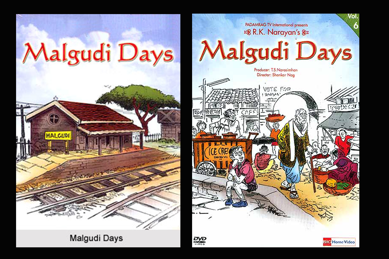 Malgudi Days by R K Narayana