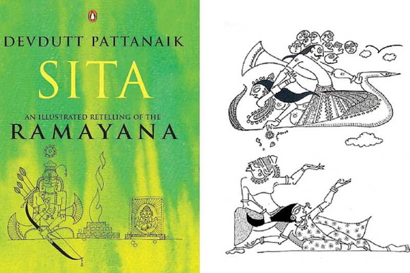 Sita An illustrated retelling of Ramayana by Devdutt Pattanaik