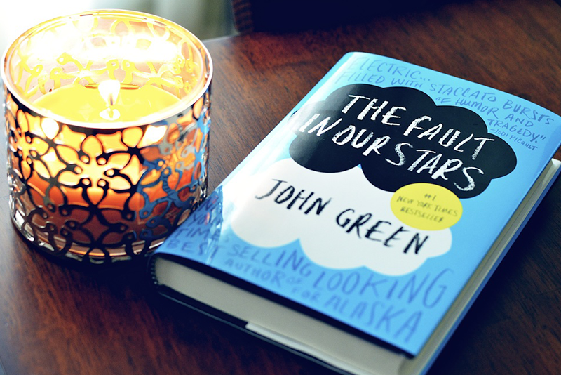 The Fault in our Stars by John Greene