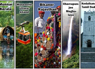 The Best Places To Visit This Monsoon