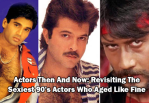 Actors Then And Now: Revisiting The Sexiest 90's Actors Who Aged Like Fine Wine