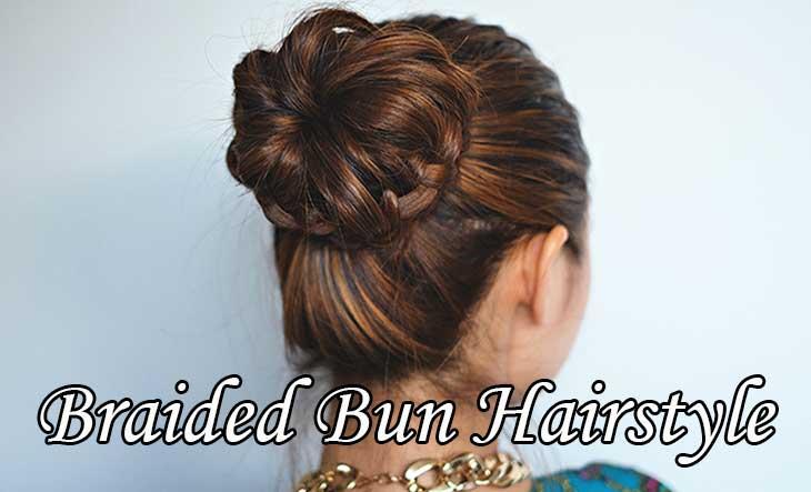 Braided-Bun-Hairstyle