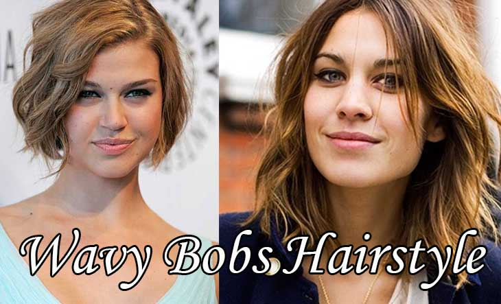 Wavy-Bobs-Hairstyle