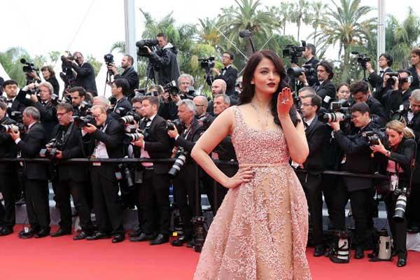 Aishwarya Rai's stunning looks at Cannes Film Festival
