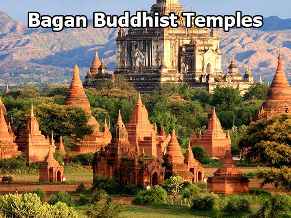 Bagan Buddhist Temples