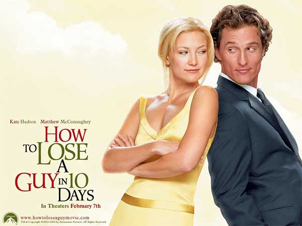 How to lose a guy in ten days Movie