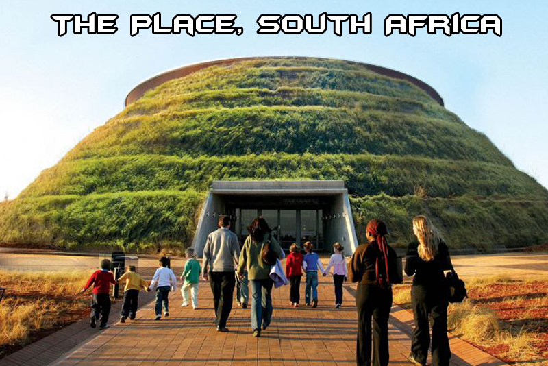 The Place, South Africa